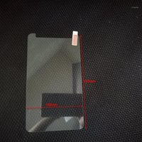 العالمي الزجاج المقسى حامي الشاشة فيلم ل 7 بوصة اللوحي واقية فيلم + مناديل التنظيف لا مربع حجم 180x100mm1