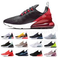 Air max 270 2021 القادمون الجدد إمرأة رجالي أحذية جرين أسود أبيض وسادة ثلاثية الرياضة رياضة ألعاب القوى رجل المدربين الاحذية 36-46