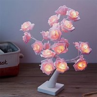 Christmas led tree decoration 24LED Light Night Lamp Romanti...