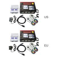 HDMI المضيف لعبة وحدة ألعاب gamepad الفيديو المحمولة 1080 وعاء خارج التلفزيون 821 العاب ل sfc nes الأطفال العائلة الألعاب ماشين