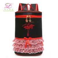 La borsa di danza latina del balletto del nuovo bambino della ragazza è possibile stampare