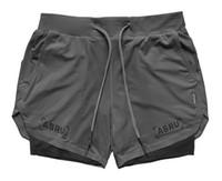 Asrv Hommes Fitness Bodybuilding Shorts Homme Summer Gyms Séance d'entraînement Mâle Goldatable Mesh Step SportSwear Jogger Beach Pantalon court
