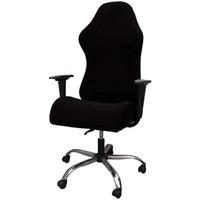 Elastischer elektrischer Gaming-Stuhl deckt Haushaltsbüro Internet-Café rotierende Armlehne Stretchstuhl-Fälle