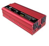 Carbest General 2000w Professional DC para AC Inversor de Alimentação 12V para 110V Inversor de fonte de alimentação automotiva