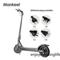 Srock Mankeel EU Srock Приходящие передние колеса 36V 350W 8,5-дюймовый портативный и складной электрический скутер со светодиодным дисплеем MK042
