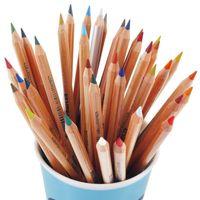 Lyra 36/72 Цвета Rembrandt Polycolor цветные карандаш набор рисования карандаши для карандашей де-окраски цветные карандаши художественные принадлежности Y200709