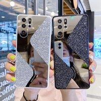 Coque de téléphone de luxe de luxe de luxe pour Huawei P30 P40 PRO Mate 30 PRO P40 Lite 5G Honor 8x 30 PRO Coque antichoc