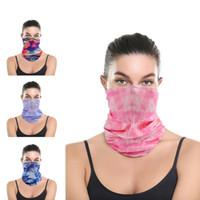Écharpe magique imprimée de cravate Type d'hiver Hiver Bandana à moitié visage masque de masque de masque de cyclisme de ski de sport de plein air Turban CYZ2939