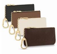 Luxurys Mens 숙녀 디자이너 여성 패션 크로스 바디 미니 가방 지갑 키 체인 지갑 파우치 지갑 카드 홀더 핸드백 지갑 지갑