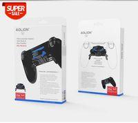 تحكم محول FPS تحكم تعيين مفتاح Gamepad Trigger Button Janstick for PS4 Slim / Pro مع Mods and Paddles Turbo Pubg # LO6F