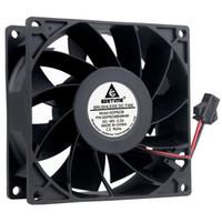 Fans Refriolos GDStime de alta presión 92mm SM 2Pin DC 48V 9238 92x92x38mm 9cm Inversor del servidor de computadora 9cm Refrigerador de refrigeración cuadrada