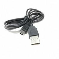 جودة عالية 1M مصغرة USB شحن الطاقة شحن كابل الحبل الرصاص لسوني بلاي ستيشن 3 PS3 تحكم لاسلكي