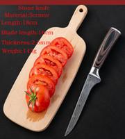 8 قطع دمشق سكين المطبخ دمشقي سكاكين المطبخ الشيف مقبض خشبي