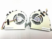 New Laptop CPU GPU Fan di raffreddamento raffreddamento per MSI GS70 GS72 PAAD06015SL N184 N346 N197 N269 N229 N1541