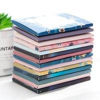 50 Yaprak / Paket Yağ Kontrolü Film Makyaj Yüz Yüz Temiz Yağ Emici Licing Kağıtları Rastgele Desen