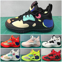 2021 New Mens James Harden 5 Vol. 5 5S IV MVP Vol.5 Boys Basketball Chaussures Sports de plein air Sneakers Taille US 7-12