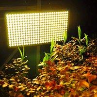 고품질 300W 정사각형 전체 스펙트럼 LED 가벼운 화이트 성장 불가능한 노이즈 식물 빛 조명의 큰 영역 CE FCC RoHS