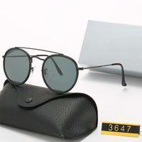 Rysjhsjs رجل Designersunglasses النظارات الشمسية الفاخرة