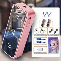 2pcs Mini Walkie Talkie UHF 400-470 MHz Professional Intercom Portable Radio with USB Charger for Beauty Salon Restaurant Hotel