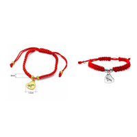 pretty Lucky Bracelet I Love You Mom Red Thread beautiful Bracelets Jewelry Mum Mothers Day Gift Family Bless chic Charm 56 K2