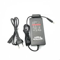 EU US Slim AC محول شاحن كابل الطاقة سلك توريد لسوني بلاي ستيشن PS2 70000 وحدة التحكم