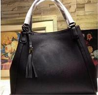 Borsa a secchiello in pelle vera moda donna famoso designer coulisse borse da stampa floreale stampa crossbody borsy 001