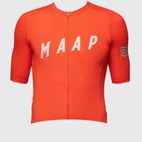 MAAP-Team Kurzarm Radfahren Jersey Atmungsaktive Männer MTB Fahrrad Outfits Outdoor Sport Uniform S120930