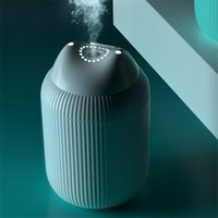 Sessizlik Ultrasonik Su Kaynağı Enstrüman Araç Ev Masaüstü Nano Sprey Mini Sis Buğulama Hava Nem Nemlendirici Yeni 220ml 8NB M2