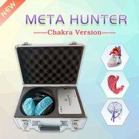 Den ursprungliga tillverkaren - Health Gadget Meta Hunter Bioresonance Machine med diagnos och behandling - Aura Chakra Healing