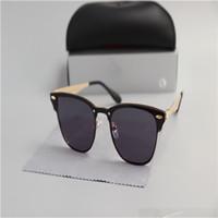 Yeni Arrial Alüminyum Magnezyum Güneş Kadın Erkek UV400 Lens Retro Vintage Spor Güneş Gözlükleri Ücretsiz Kılıflar ve Kutuları ile Gözlük Xsyjsxyjk