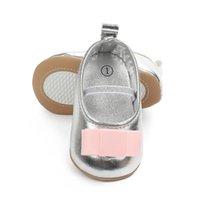 Premiers Walkers Weixinbuy Baby Girl Chaussures Chaussures Soux Souffrant Solde Bouillon de mode de mode antidérapante 0-18m