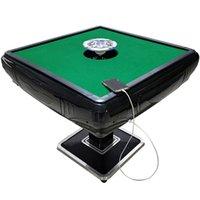Elektronische Majiang Automatische Tabelle Spielen L28 Japanisches automatisches Klappbein Mahjong-Tischset