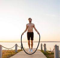 اللياقة البدنية حبل التدريب قوة الانتقال قوة تخطي إلى دائم الثقيلة الصالة الرياضية الصالة الرياضية المهنية تحسين المعدات الرئيسية bbyax xmh_home