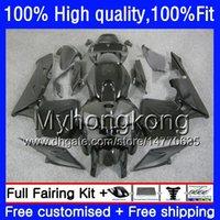 Injection For HONDA CBR 600RR CBR600F5 CBR600RR 2005 2006 48HM.253 CBR600 RR 05-06 CBR Silver flames 600 CC 600F5 600CC F5 05 06 OEM Fairing