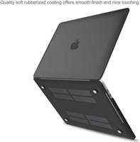 تغطية حالة Smooth Soft-Touch Matte Hard Shell Case متوافقة مع MacBook Pro 13 Inch مع CD-ROM / PRO 15 مع CD-ROM (نموذج A1286 A1278)