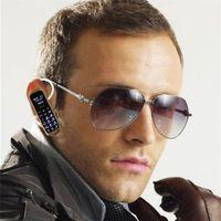 Long-CZ J8 Mini Мобильный телефон Беспроводные Bluetooth Наушники Dialer Телефоны Руки Бесплатная Поддержка FM Radio One Sim GSM Сотовые телефоны Телефоны