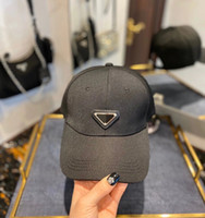 Casquillo de la bola de la bola de la calle de la calle de la mejor calidad del sombrero del sombrero del sombrero de la gorra de béisbol para el hombre mujer ajustable Sombreros del deporte 4 temporada