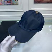 2021 Tasarımcı Lüks Şapka Erkek Kadın Kapaklar Snapbacks Baba Şapkalar Casquette Moda Beyzbol Şapkası Cappelli Firmati P-001