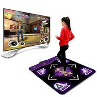 Capteurs de mouvement Dance Cads de danse Pad de danse Step Mat Couverture Couverture Equipement Revolution HD Pied de pied antidérapant pour sens jeu # 3