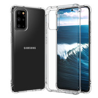 1,5 мм прозрачный прозрачный мягкий футляр для Samsung Galaxy S30 Plus S21 S20 Fe 5G Note 20 Pro Ultra A82 F52