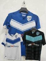2020 2021 Brescia Calcio Soccer Jerseys Spalek Zmrhal Torregrossa DonnaRumma Home Away 3 20 21 축구 셔츠 S-2XL