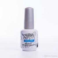 Harmony UV Gel Nail Art 5ml UV Gel Glitter Primer Top Manteau Top Tops Manucure Soignez-vous Vernis à ongles Gel UV