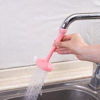 Conjunto de acessórios de banho Convinient Kitchen Creative Water Torne Saving Pulverizadores Ajustável Filtro de Tap Spout Bathroom Acessórios