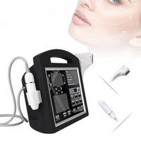 Máquina profesional 3D 4D HIFU 12 líneas de alta intensidad enfocada ultrasonido HIFU cara de elevación antiarrugas para cara y cuerpo adelgazante