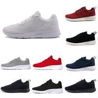Top Fashion Tanjun 3.0 Лондон 1.0 Run Беговые Обувь Мужчины Женщины Черный Синий Низкий Легкий Дышащие Олимпийские Спортивные кроссовки Мужские Тренеры