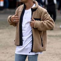 Giacca da uomo di spessore di inverno autunno Plus Size con cappuccio Plus Pile Giacca Giacca Maschio 3XL Giacche per uomo Cappotto invernale