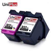 Cartucce d'inchiostro Uniplus per 302 XL 302xl Cartridge Deskjet 1110 1111 1112 2130 2131 2132 OfficeJet 3830 3831 3832 3833 Printer1