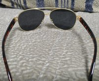 Pilot New Lens Colorful 9035 2021 Occhiali da sole Occhiali da sole Occhiali da uomo Surf / Pesca Polarizzato Rovo Designer di lusso BOXC CNWLS