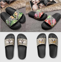 New Fashion Men Donne Sandali Sandali Ladies Flip Flops Mocassini Black Bianco Rosso Green Slides Shoes Shoes