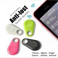 Mini-WLAN-Telefon Bluetooth 4.0 GPS-Tracker-Alarm Itag-Schlüsselfinder-Sprachaufnahme Anti-verlorener Selfie-Shutter für iOS Android-Smartphone